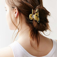 Tortoise Claw Hair Clip | Urban Outfitters