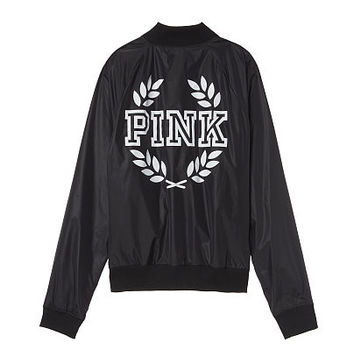 Bomber Jacket - PINK - Victoria's Secret