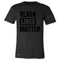 Zexpa Apparel™ Black Lives Matter Men's T-shirt Respect Everyone Tee