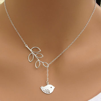 2015 Fashion silver plated Simple hollow owl lucky Infinity 8 Geometric bird Fatima hand cross pendant Necklace for Women