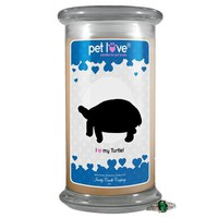 I Love My Turtle! | Pet Love Candle®