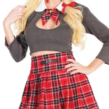 Foxy School Girl Costume