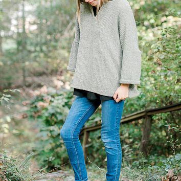 Alfresco Sage Sweater