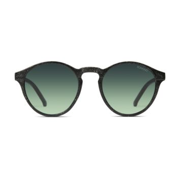 Komono - Devon Neutro Black Sunglasses / Scratch Resistant Bio Lenses