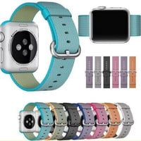 Dalan Series 2 1 Newest Arrive Loop For Apple Watch Band Nylon 1:1 Strap 38Mm 42Mm With Adapter