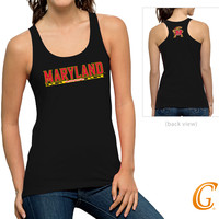 University of Maryland ® Racerback Tank Top