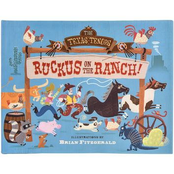 shop.crackerbarrel.com: Ruckus On The Ranch Book - Cracker Barrel Old Country Store