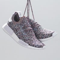Adidas NMD R1 PK COLOR STATIC Multi-Color 12 Primeknit Boost Yeezy Ultra BW1126