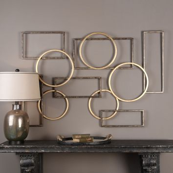 Uttermost Elias Wall Sculpture - Wall Accents at Hayneedle