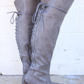 Vice Over the Knee Boots