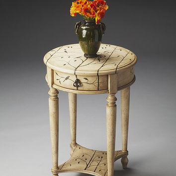 Butler Specialty Winter Forest Accent Table - 2096130