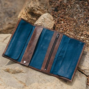 Jewelry Travel Roll | Leather Roll | Travel Jewelry Case