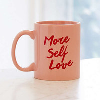 More Self Love Mug | Urban Outfitters