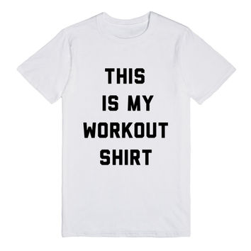 Workout Shirt