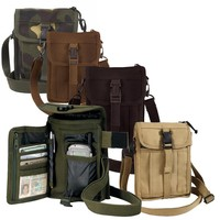 Rothco Canvas Travel Portfolio Bag