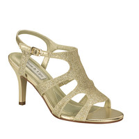 Touch Ups by Benjamin Walk Women's Aphrodite Shoes Synthetic Gold