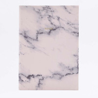 Pink Marble Notebook - Urban Outfitters