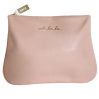 "Jouer Cosmetics: cosmetic bags and tools: pink ""it"" bag"