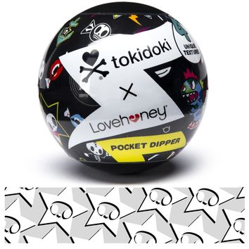 Tokidoki Pocket Dipper Textured Pleasure Cup -  Star