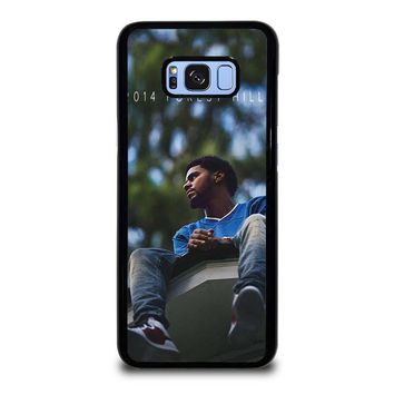 J. COLE FOREST HILLS Samsung Galaxy S8 Plus Case Cover