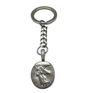 Angel Pendant Key Chain