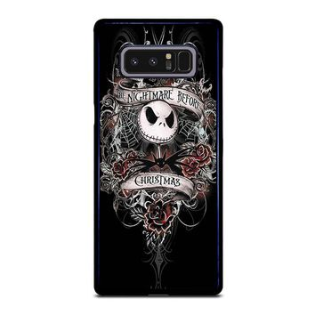 NIGHT BEFORE CHRISTMAS 2 Samsung Galaxy Note 8 Case Cover