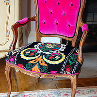 django armchair by couch gb | notonthehighstreet.com
