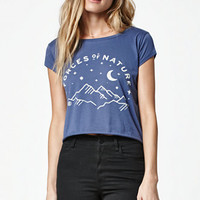 Element Forces Of Nature Cropped T-Shirt at PacSun.com