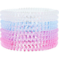 Clear Jelly Coil Ponyholders | Ulta Beauty