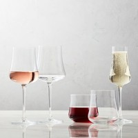 Hipped Glassware (Set of 4)