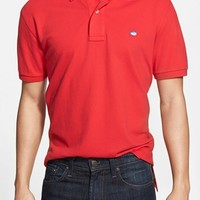 Men's Southern Tide 'Skipjack' Micro Pique Short Sleeve Polo