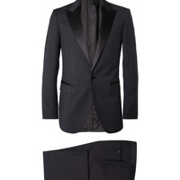 Lanvin - Grey Slim-Fit Tropical Wool Tuxedo | MR PORTER