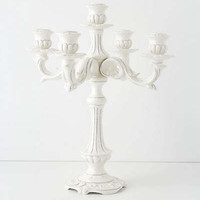 Anthropologie - Antiquity Candelabra