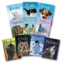 Usborne Books & More. Beginners Animals Collection (10)
