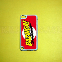 iPod Touch 5 Case, Bazinga iPod touch 5 Cases, iPod touch 5G Cover,Case for iPod touch 5