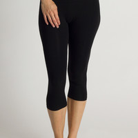 Everyday Cropped Legging