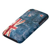 Flag of New Zealand iPhone 3 Case-Mate Cases from Zazzle.com