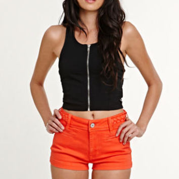 Kendall & Kylie Cropped Goddess Tank at PacSun.com