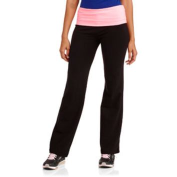 Walmart: No Boundaries Juniors Flare Yoga Pant