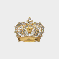 Versace Rock 'n' Royalty Pin for Women | US Online Store