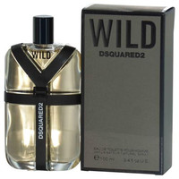 Dsquared2 Wild By Dsquared2 Edt Spray 3.4 Oz