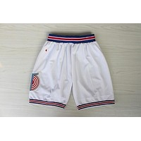 Space Jam Movie Jersey Basketball Short