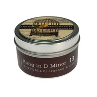 Tokyo Milk Song In D Minor Tin Candle
