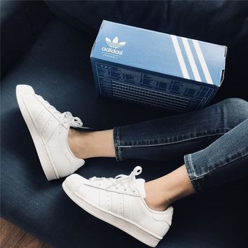 Adidas Superstar White Sneaker