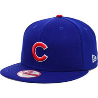 New Era Chicago Cubs MLB 2 Tone Link 9FIFTY Snapback Cap