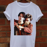 Keanu Reeves and River Phoenix My Own Private Idaho by TheSellOut
