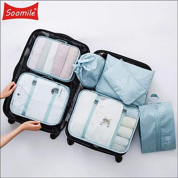 Cute Luggage Organizer, For Clothes, Shoe, Waterproof Packing