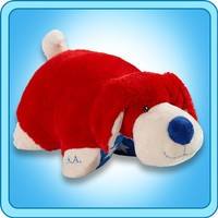"My Pillow Pets Dog Patriotic Pup 18"" Large Pillow"