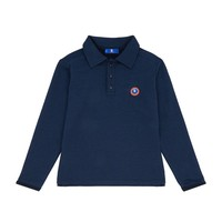 Stefano Ricci Logo Detail Polo Shirt Navy| Harrods