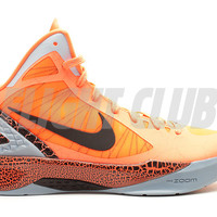 "zoom hyperdunk 2011 bg ""blake griffin"" - bright mango/black (blake griffin) - Other Basketball - Nike Basketball - Nike 